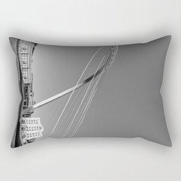 Gateshead Millennium Bridge Rectangular Pillow