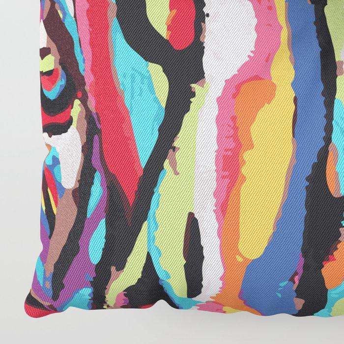 """It Was All A Dream"" Biggie Smalls Inspired Hip Hop Design Floor Pillow"