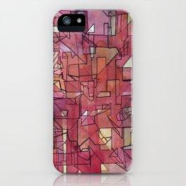 raspberries (archigraph series #3) iPhone Case