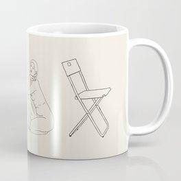 Incomodidad y placer Coffee Mug