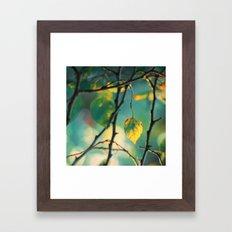 Son of the Forest Framed Art Print