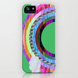 glitchbow iPhone Case