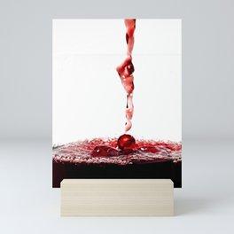 Red Wine Mini Art Print
