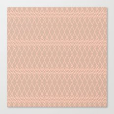 tribal pattern 4 Canvas Print