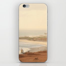 canoa iPhone Skin