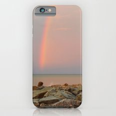 Rainbow out at Sea Slim Case iPhone 6s