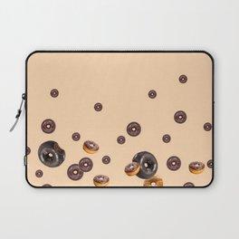 LOVE MY CHOCOLATE  DONUTS Laptop Sleeve