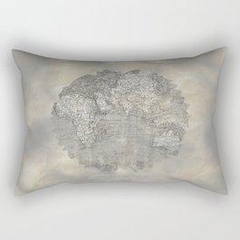 YOU ARE MY WORLD Rectangular Pillow