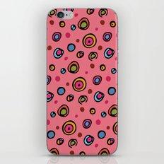 DOTTIE PINK iPhone & iPod Skin