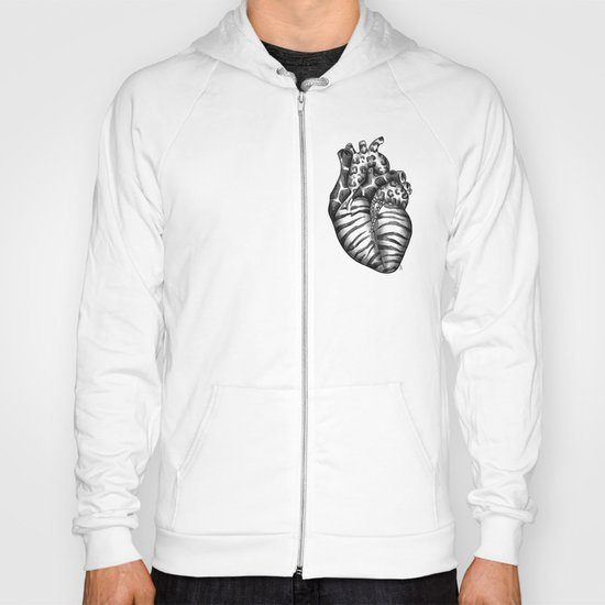 Heart gone wild Hoody