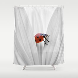 Happiness 1 Shower Curtain
