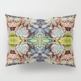 Succulent Secrets Pillow Sham