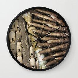 Let's make Peace Wall Clock