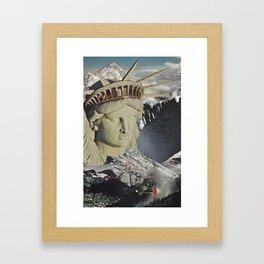 3018 Framed Art Print