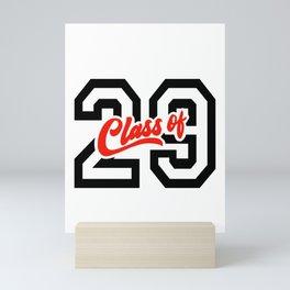 Class of '29 - 2029 Mini Art Print