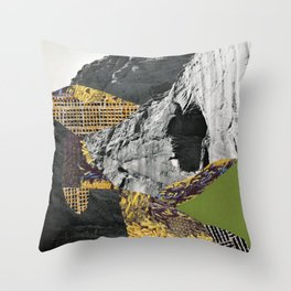 Landscape Collage 1 Throw Pillow