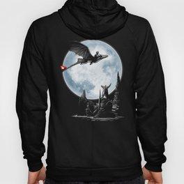 Toothless: The Night Fury Hoody