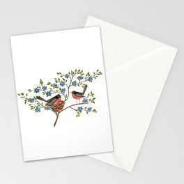 Robins Stationery Cards