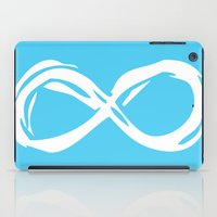 the fault iPad Cases featuring Fault In Our Stars - Infinity by tangofox