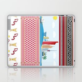Kuwait Patterns Laptop & iPad Skin