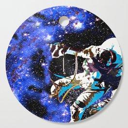 Astronaut Cutting Board