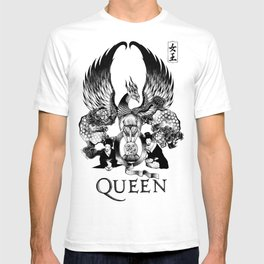 """""""QUEEN EXPEDITION"""" T-shirt"""