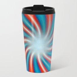 Crazy Colors Travel Mug