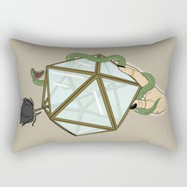 THE ODDS ARE AGAINST US Rectangular Pillow