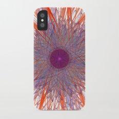 Trifida Nebulae iPhone X Slim Case