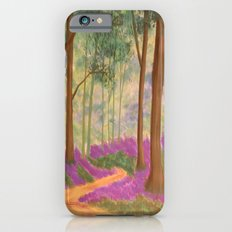 Bluebell Pathway iPhone 6s Slim Case