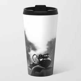 At Your Service Metal Travel Mug