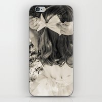 bows iPhone & iPod Skins featuring Bows by shekc_