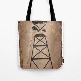 i fracking love you Tote Bag
