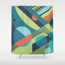 What You Would Be Shower Curtain