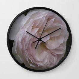 Light Pink Wall Clock