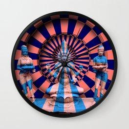 Lakshmi Wall Clock