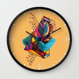 Stockholm Syndrome Wall Clock