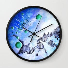 Retract Wall Clock