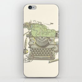 A Certain Type of City iPhone Skin