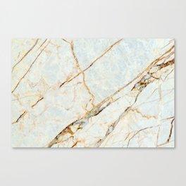 Marble stone pattern Canvas Print