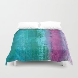 Abstract No. 187 Duvet Cover