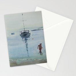Morning at Sea Stationery Cards