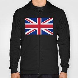 UK FLAG - Union Jack Authentic Hoody