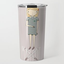 Margot T Travel Mug
