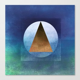 Suprematist Composition II Canvas Print