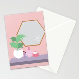 Barbi Girl Stationery Cards