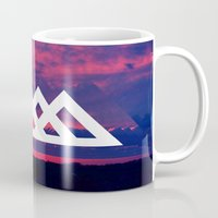 angels Mugs featuring Angels by ATWA