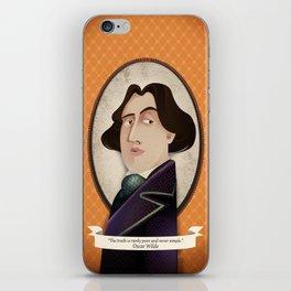 Oscar Wilde said... iPhone Skin