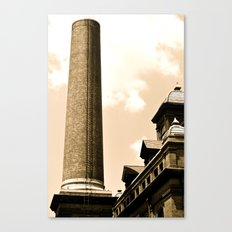 Smokestack Canvas Print