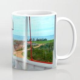 Point Prim Lighthouse View Coffee Mug
